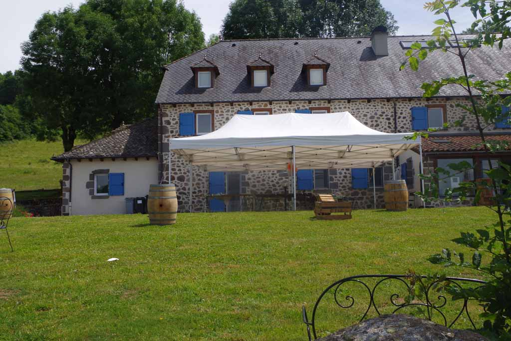 location gite grande capacite